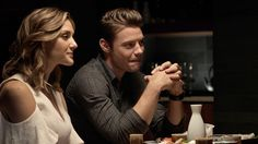 The Arrangement season 1 Episode 4 Megan struggles to figure out the next step in her career; Kyle attempts to reconnect with her on an unpredictable double date with a superstar pro athlete and his outspoken wife.