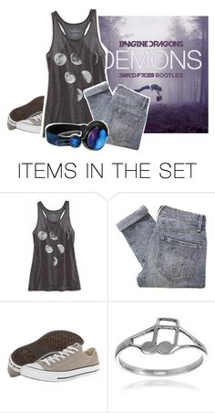 """""""Imagine Dragons - Demons"""" by annabelle-95 ❤ liked on Polyvore featuring art"""