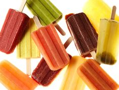 Popsicles are the one sweet I always have in the house.  I can't wait to try some of Bittman's recipes.