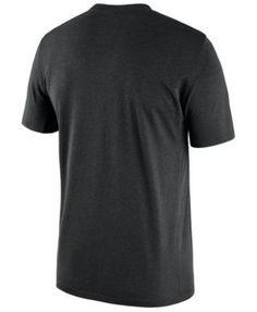 Nike Men's Oregon State Beavers Legend Icon T-Shirt - Black 3XL