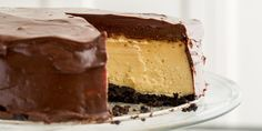 Adult cheesecake - It's spiked with Bailey's and has an Oreo crust—need we say more?