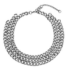 Tina stainless steel necklace