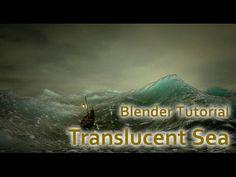 Blender Tutorial - Ivan Aivazovsky Style Seascape - YouTube