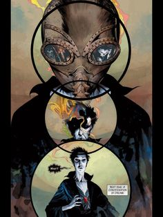 Sandman Neil Gaiman - Morpheus 4
