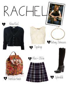 fall favorites inspired by TV Friends Rachel Green