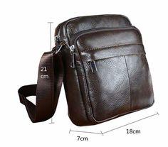 Hot sale New fashion genuine leather men bags small shoulder bag men  messenger bag crossbody leisure bag XP491 5e11a9d612b5d