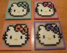 Hello Kitty Inspired Coaster Set