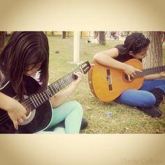 Futuras guitarristas