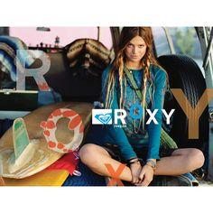 Roxy surf - Roxy Wallpaper (922164) - Fanpop found on Polyvore