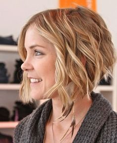 Mode Germany: Asymmetrische Frisuren 2016