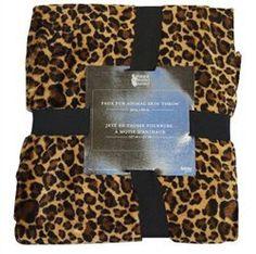 Faux Fur Animal Throw - Cheetah - College Twin XL Bedding Stuff college dorm supplies dorm room essentials dorm stuff college products