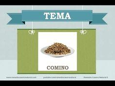 Beneficios, nutrientes y propiedades del comino. Más información en: http://www.remediocaseronatural.com/comidas-sanas-beneficios-comino.htm