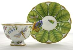 Anna Weatherley amazingly beautiful cup & saucer