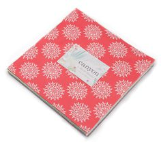 """Moda Canyon 10"""" Layer Cake 42 Pc Quilting Fabric Squares By Kate Spain 100% Cotton"""