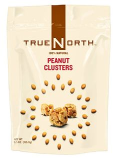 Healthy School Lunches & Snacks: Best New Snacks for School: TrueNorth Peanut Clusters (via Parents.com)
