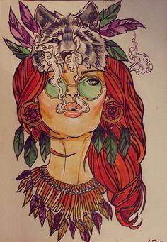 Hot Tattoo Girls - girls tattoo #sexy #Dirty #Art #Girls #tattoo