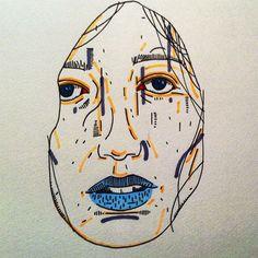 Blog: Instagram Likes, Pt. 3 - Doodlers Anonymous #Art #Doodle