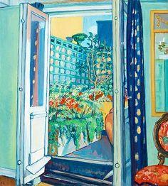 Hilding Linnqvist 1891-1984  The Terrace.