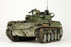 M42 Duster 1/35 Scale Model
