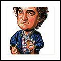 John Belushi Framed Print by Art