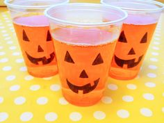 Boo! Creative Halloween treats for parties - a few good ideas on this page!