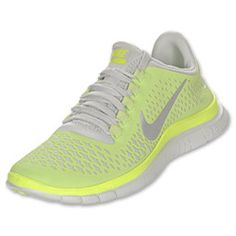 66897b877e60 Nike Free 3.0. Obsessed. I deserve these. White Nike Shoes