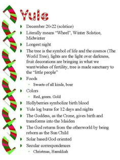 Anonymous said: I'm in the western United States- how should I celebrate Yule an. - Anonymous said: I'm in the western United States- how should I celebrate Yule and what can I do t - Merry Christmas, Christmas Time, Xmas, Pagan Christmas, Christmas Ideas, Christmas Stuff, Holiday Ideas, Christmas Decor, Yule Traditions