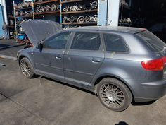Audi A3 8P 2.0L Turbo 4 Cylinder Automatic S1 (03-08)