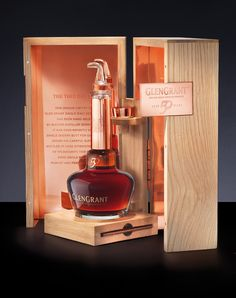 Glen Grant 50 Years Old Limited Edition Single Malt Scotch Whisky