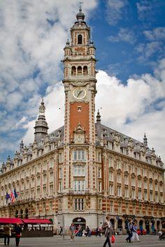 Beffroi de Lille.