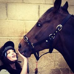 'Ladies of London's Annabelle Neilson Loves Horses & Proves She Has a Soft Spot, After All