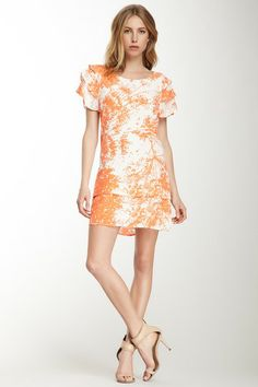 Rachel Zoe Ines Floral Springs Silk Dress by Non Specific on @HauteLook