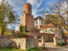 Zamek w Łagowie 1