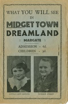 Dreamland and Hall by the Sea   Margate History