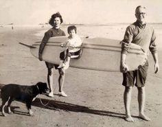 Surf family!