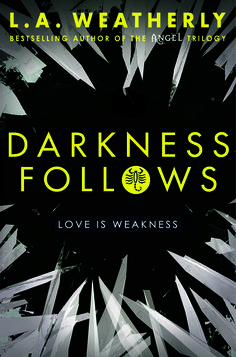Darkness Follows by L.A. Weatherly | 28 YA Books You Have To Read This Autumn