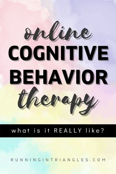 Online therapy is all the rage but what is really like? Is it the same as in-person therapy? What are the fees associated with online therapy? Does it actually work. Get all your questions answered and find out if online therapy is the right choice for you. Gentle Parenting, Parenting Advice, Short Workouts, Dealing With Depression, Cognitive Behavioral Therapy, How Do I Get, Working Moms, Negative Thoughts, Pregnancy Tips