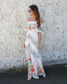 PREORDER - Sweet Surrender Maxi Dress