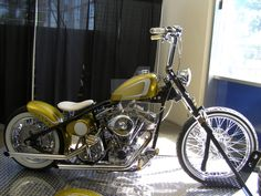 Gold Chopper by Jetster1