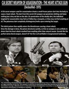 75872da1c9edab0f3fb2529f0447a695  heart attack  - Heart Attack Gun yang Pernah Dikembangkan Oleh CIA Senjata Mengerikan Dengan Ukuran Peluru Seukuran Jarum
