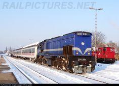 2044 004 HŽ - Hrvatske željeznice 2044 at Varaždin, Croatia by HR-rail-spotter