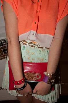 Brights and quirky prints at SAFW Fancy, Bright, Jewels, Prints, Style, Fashion, Moda, Jewelery, Fashion Styles