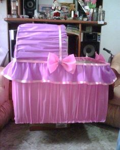 Decoracion Baby Shower Niña, Regalo Baby Shower, Baby Shower Unisex, Babe, Baby Shawer, Ideas Para Fiestas, Baby Party, Holiday Parties, Bassinet