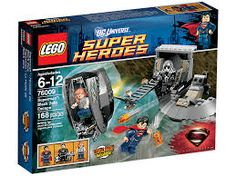 lego man of steel battle of smallville - Google Search