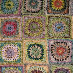 MATIN LUMINEUX: Sophie Digard: Démodé le crochet???