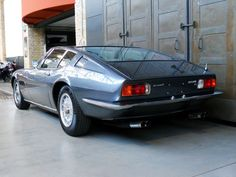 1969 Maserati Ghibli 5000 SS Carrozzeria Ghia