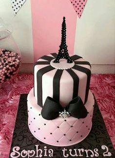 Cake Torre Eiffel