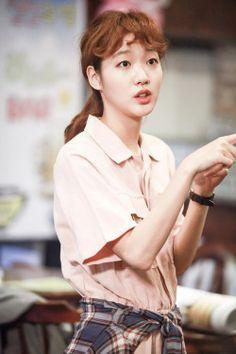 CheeseintheTrap / Kim Go Eun Korean Celebrities, Korean Actors, Kim Go Eun Style, Korean Girl, Asian Girl, Ji Eun Tak, Girl Drama, Park Hae Jin, Cheese In The Trap