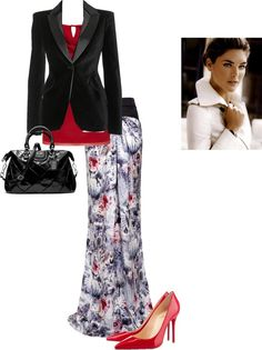 """Fabulous"" by sweet-spicy-micky ❤ liked on Polyvore"