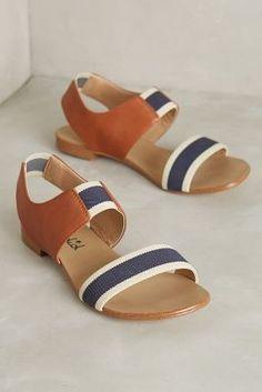 Splendid Coldwater Sandals Navy Sandals #anthroregistry